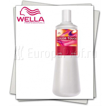 Эмульсия Color Touch 1.9% 1 литр Wella